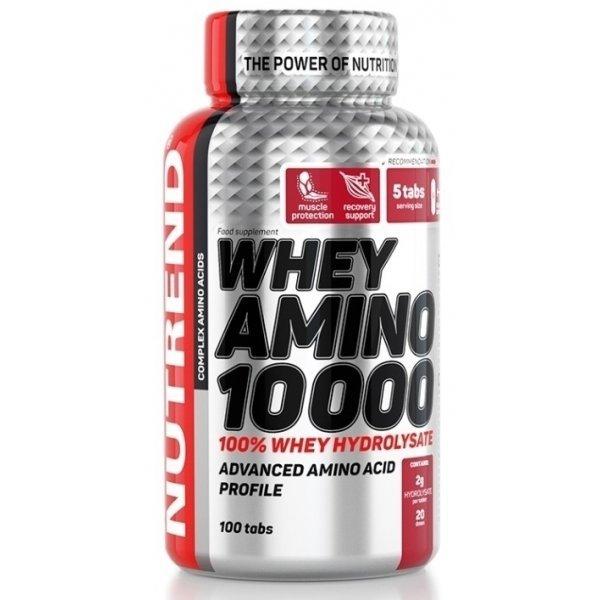 Nutrend COMPRESS WHEY AMINO 10 000 100 таблеткиNutrend COMPRESS WHEY AMINO 10 000 100 таблетки