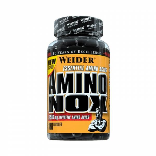 Weider Amino NOX 180 капсулиWeider Amino NOX