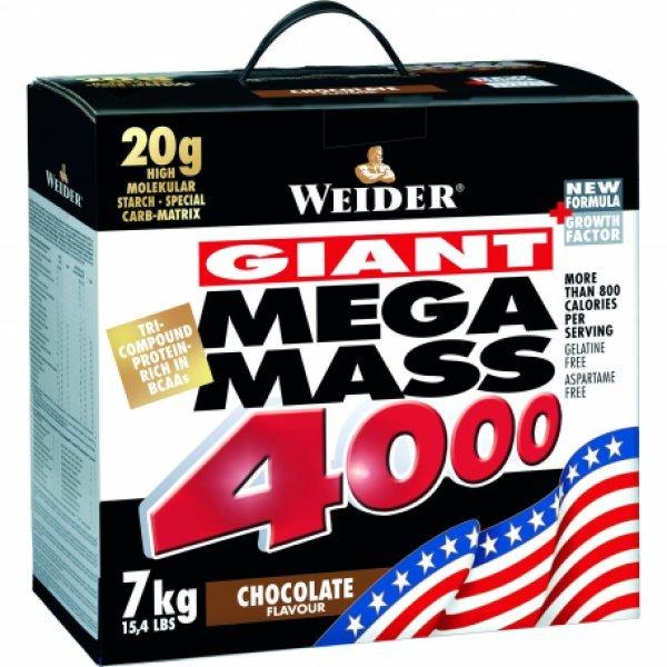 Weider MEGA MASS 4000 7.0 кгWeider MEGA MASS 4000 7.0 кг