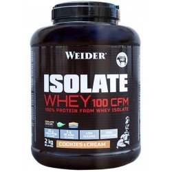 WEIDER Isolate Whey 100 CFM 2000 гр