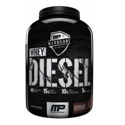 MusclePharm Whey Diesel 1748 гр