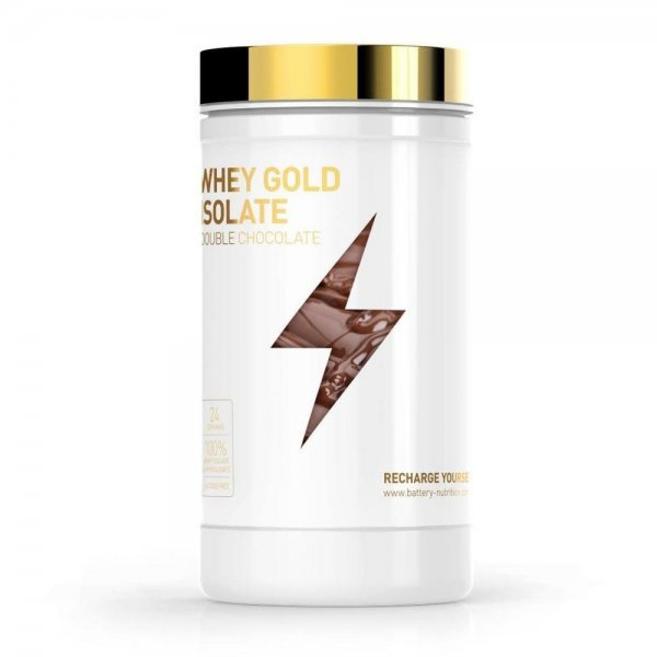 Battery Whey Gold Isolate 600 грBTN35