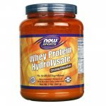 NOW Whey Protein Hydrolysate 907 грNOW21891