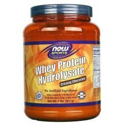 NOW Whey Protein Hydrolysate 907 гр