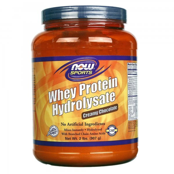 NOW Whey Protein Hydrolysate 907 грNOW2189