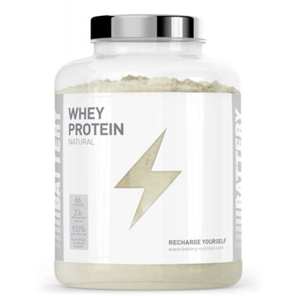 Battery Whey Protein Natural Flavour 2000 грBTN41