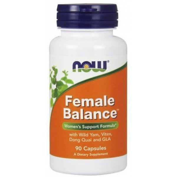 NOW Female Balance  90 капсулиNOW3295