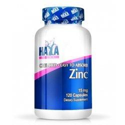 Haya Zinc 15 мг 120 капсули