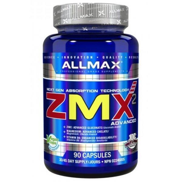 AllMax ZMA 90 капсулиAllMax ZMA
