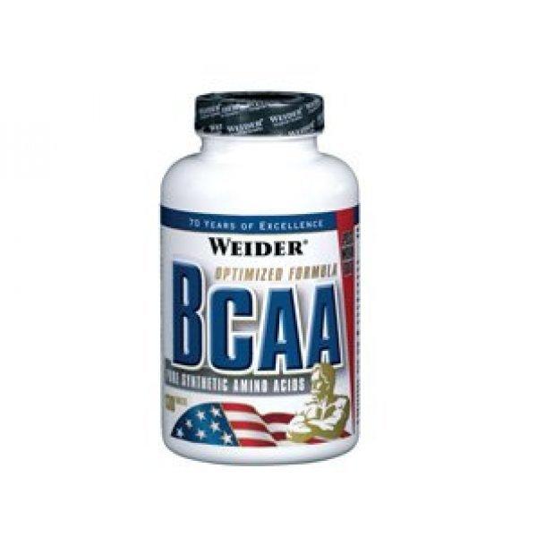Weider BCAA 130 таблеткиWeider BCAA 130 таблетки