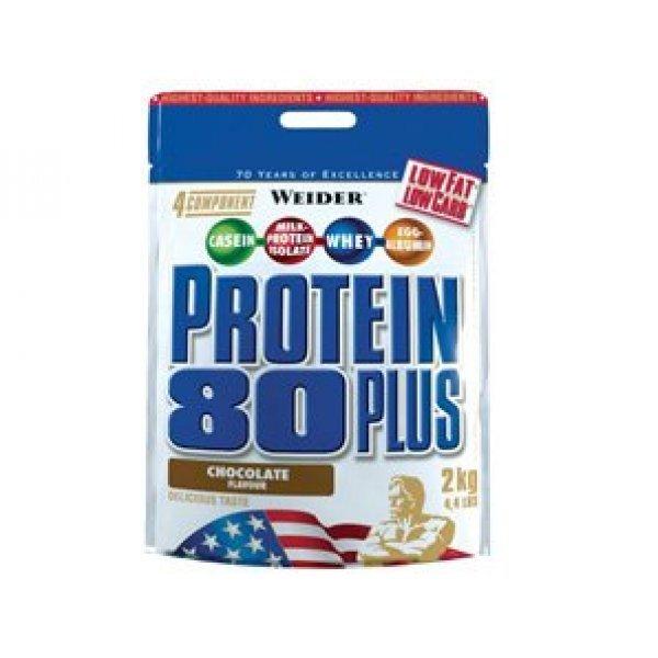 Weider Protein 80 Plus 2.0 кгWeider Protein 80 Plus 2.0 кг