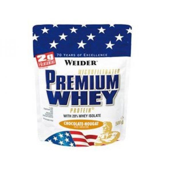 Weider Premium Whey 500 грWeider Premium Whey 500 гр