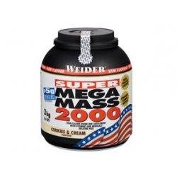 Weider Super Mega Mass 2000 3.0 кг