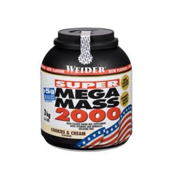 Weider Super Mega Mass 2000 3.0 кгWeider Super Mega Mass 2000