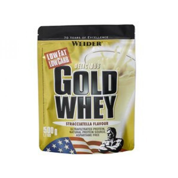 Weider Gold Whey 500 грWeider Gold Whey 500 гр