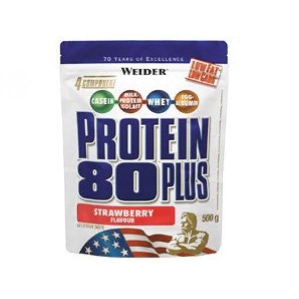 Weider Protein 80 Plus 500 грWeider Protein 80 Plus 500 гр