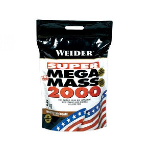 Weider Super MEGA MASS 2000 5000 грWeider Super MEGA MASS 2000 5.0 кг