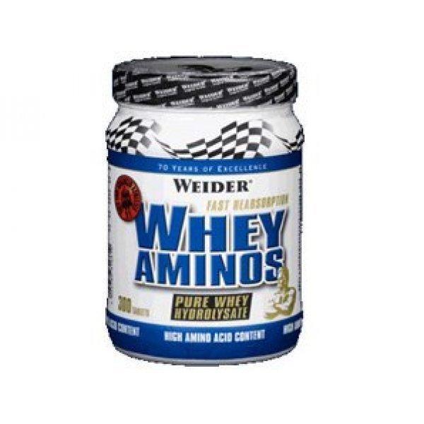 Weider Whey Aminos 300 таблеткиWeider Whey Aminos 300 таблетки