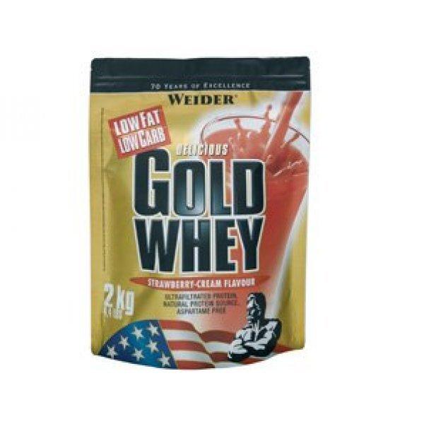 Weider Gold Whey 2000 грWeider Gold Whey 2.0 кг