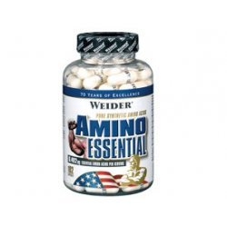 Weider Amino Essential 102 капсули