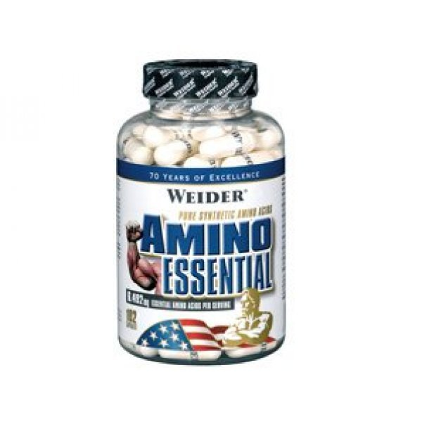 Weider Amino Essential 102 капсулиWeider Amino Essential 102 капсули