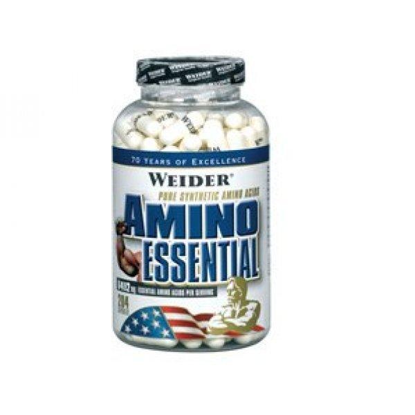Weider Amino Essential 204 капсулиWeider Amino Essential 204 капсули