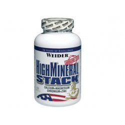 Weider High Mineral Stack 120 капсули
