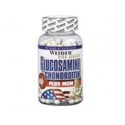 Weider Glucosamine Chondroitin MSM 120 капсули