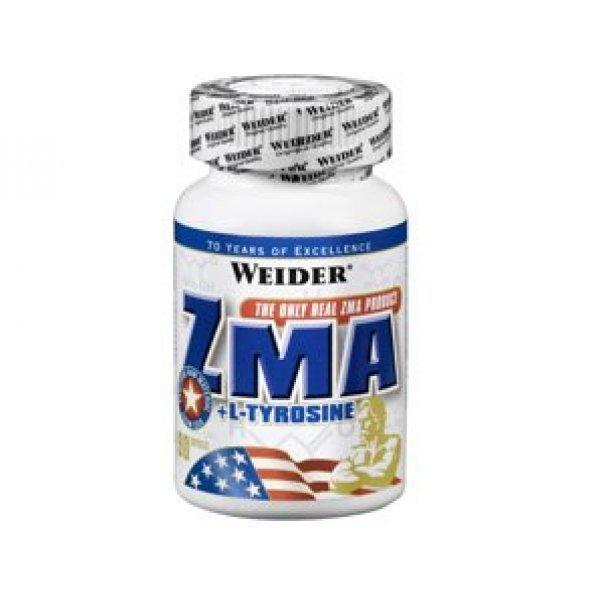Weider ZMA+Tyrosine 90 капсулиWeider ZMA+Tyrosine