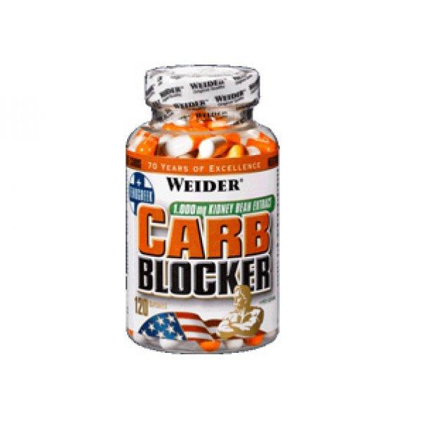 Weider Carb Blocker 120 капсулиWeider Carb Blocker