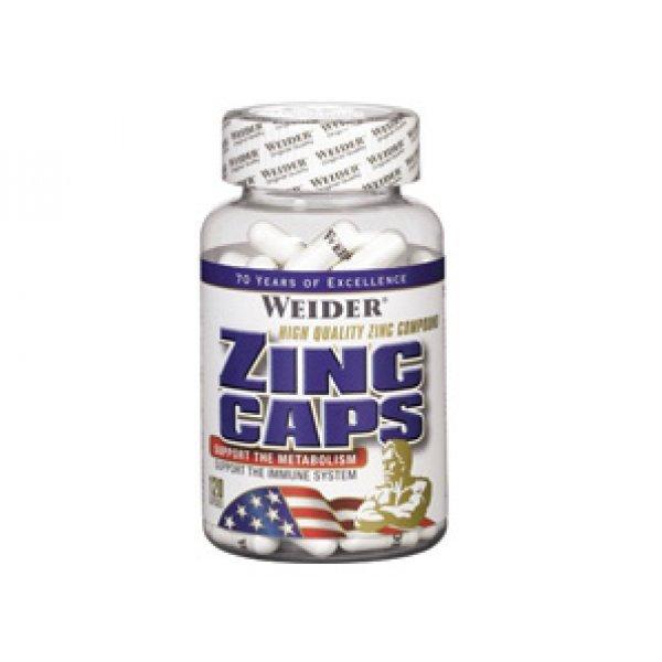 Weider Zinc 120 капсулиWeider Zinc