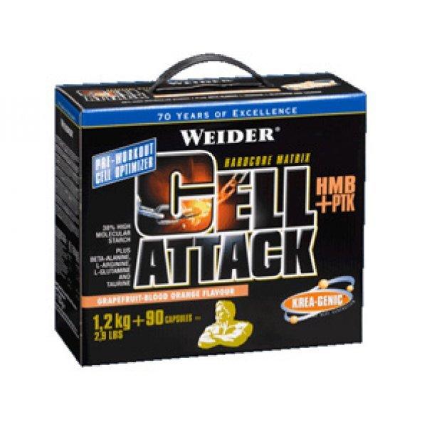Weider Cell AttackWeider Cell Attack