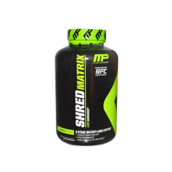 Muscle Pharm Shred MatrixMuscle Pharm Shred Matrix
