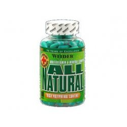 Weider All Natural 180 капсули