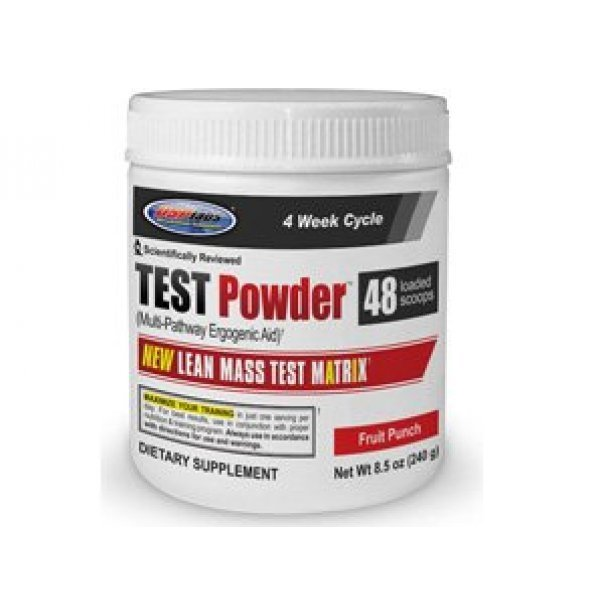 USP Labs Test PowderUSP Labs Test Powder