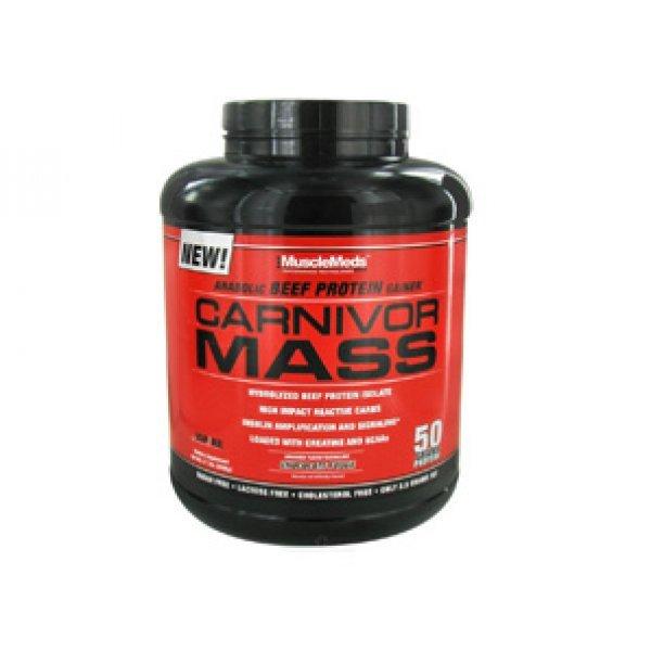MuscleMeds Carnivore Mass 2724 грMuscleMeds Carnivore Mass 2724 гр