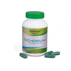 VemoHerb Cichorium 60 капсули