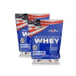 MEX American Standard Whey  2270 гр X2 Stack