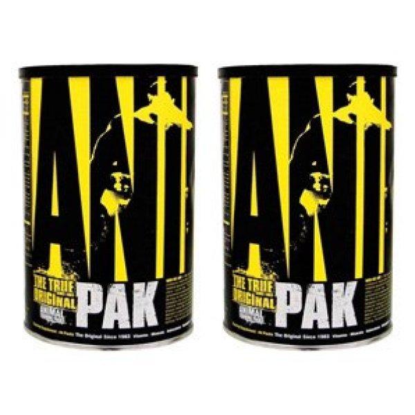 Animal Pak X2 StackAnimal Pak Combo