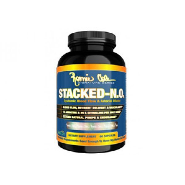 Ronnie Coleman Stacked-NO 90 капсулиRonnie Coleman Stacked-NO