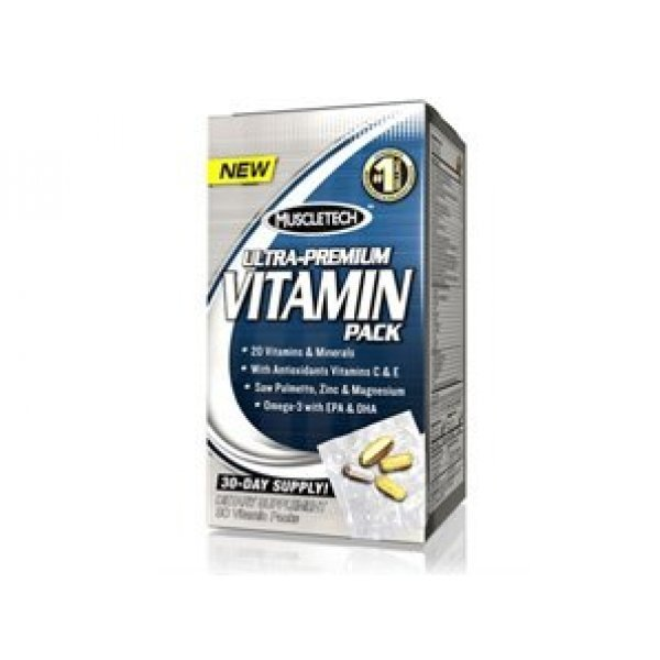 MuscleTech Ultra Premium Vitamin Pack 30 пакетаMuscleTech Ultra Premium Vitamin Pack 30 пакета