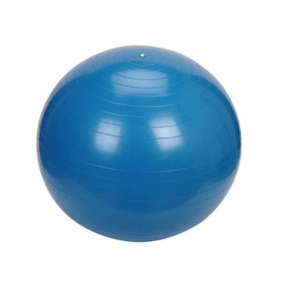 Топка за пилатес 75 см синяSZ Топка за пилатес 75 см