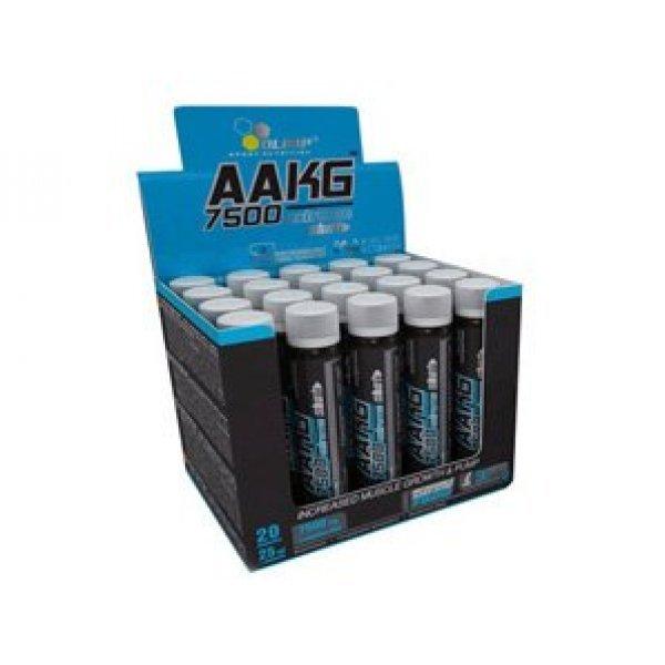 Olimp AAKG 7500 Extreme Shot 20 ампулиOlimp AAKG 7500 Extreme Shot 20 ампули