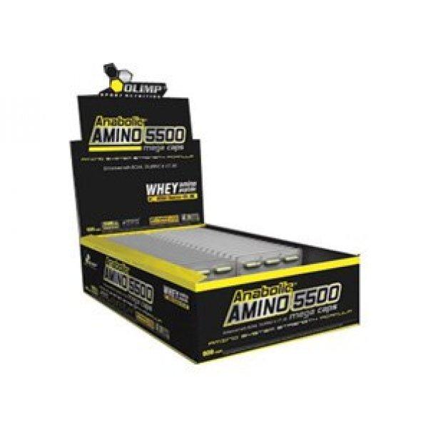 Olimp Anabolic Amino 5500 900 капсулиOlimp Anabolic Amino 5500 900 капсули