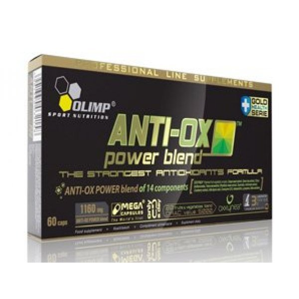 Olimp AntiOX powerblend 60 капсулиOlimp AntiOX powerblend 60 капсули