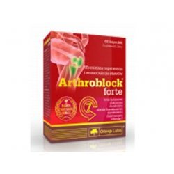 Olimp Arthroblock Forte 60 капсули