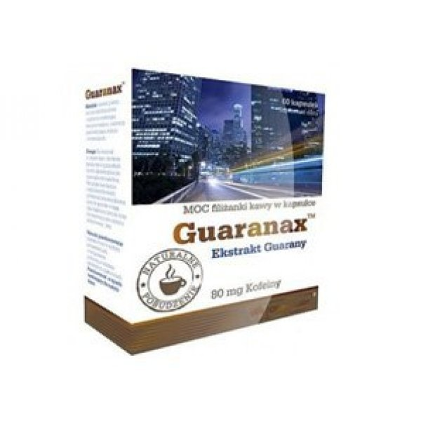 Olimp Guaranax 60 капсулиOlimp Guaranax 60 капсули