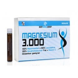 BWG Magnesium 3000 20 ампули
