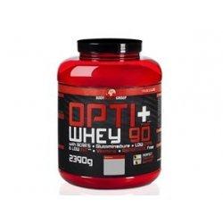 BWG Opti + Whey 90 Protein 2390 гр