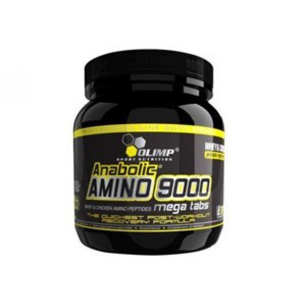 Olimp Anabolic Amino 9000 300 таблеткиOlimp Anabolic Amino 9000 300 таблетки